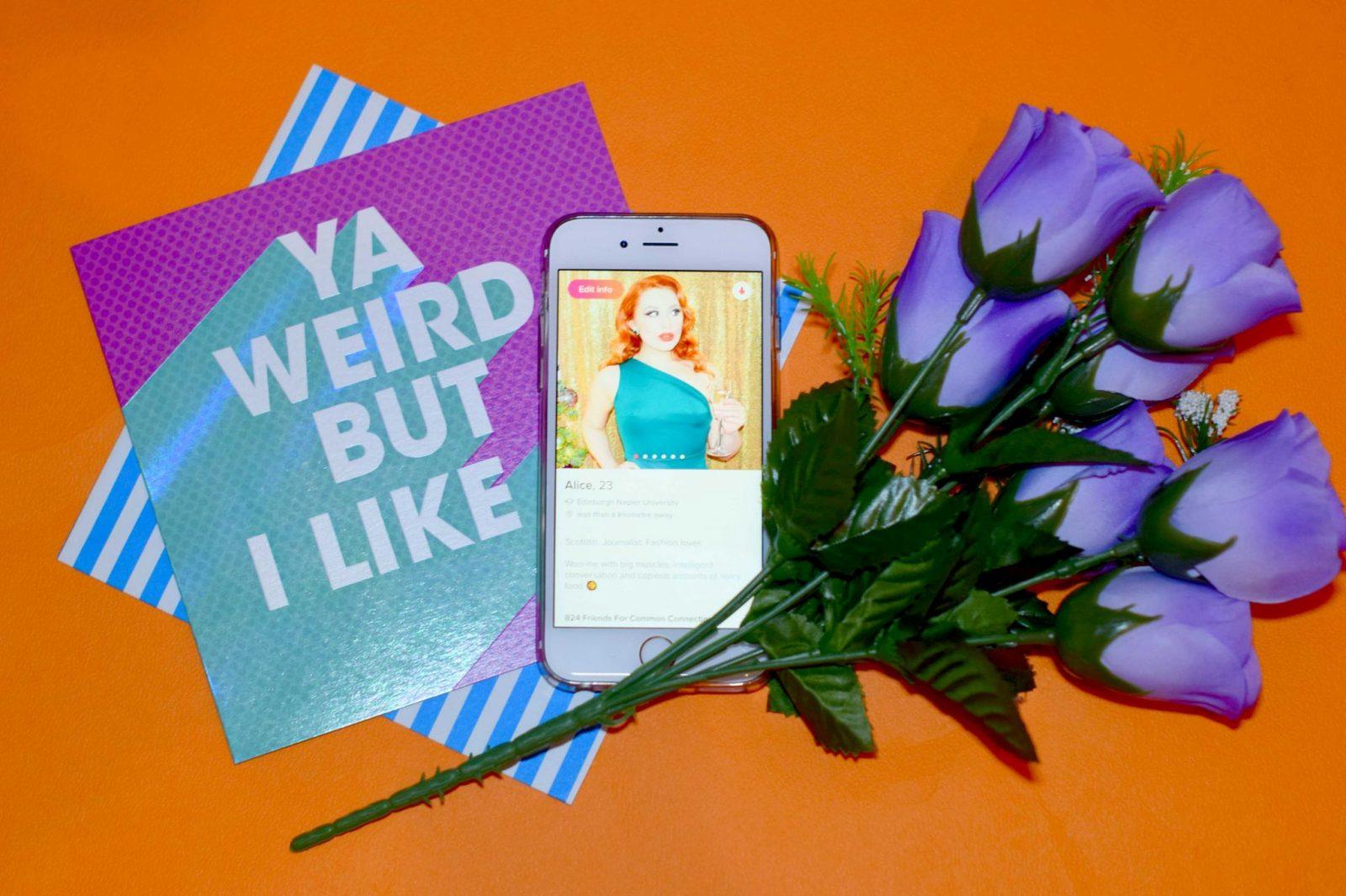 Valentine's dating Tinder