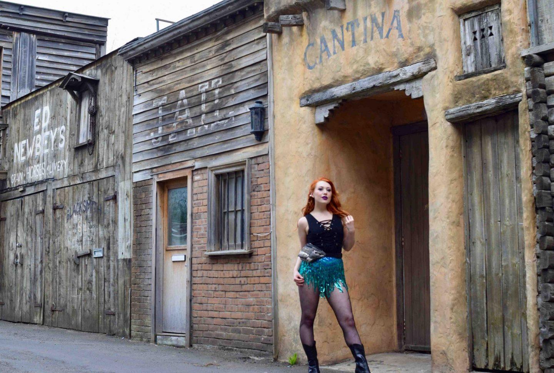 Blogger Twenty-Something City festival must-haves Edinburgh Wild West